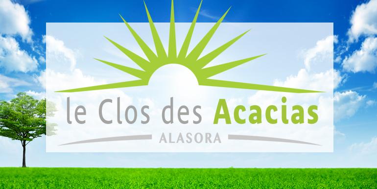 Le Clos des Acacias, Alasora