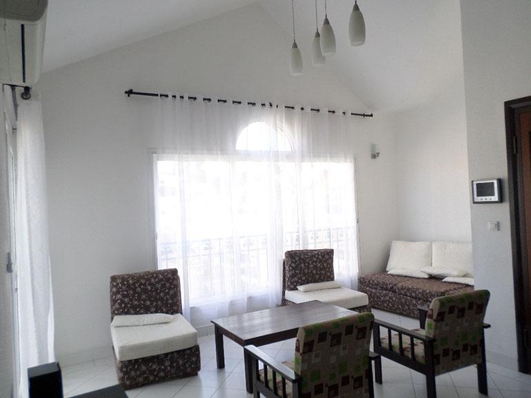 Appartement meublé 90m², Ambatobe, LAB8PA