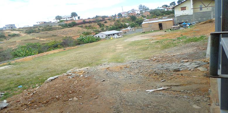 Terrain plat 2300m², Ambohibao, T080817 2