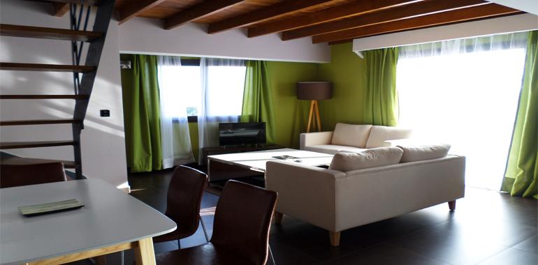 Appartement duplex T2 70m², Centre ville, LA3246