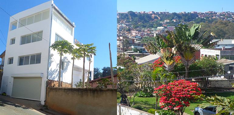 Villa à 3 étages T3 200m², Ambatoroka, M200718