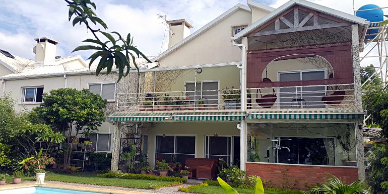 Villa T6 , 350 m², Ambatobe, M170119