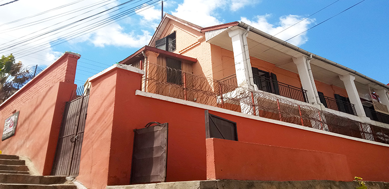 Villa T6 200m², Ambatonakanga, M180920