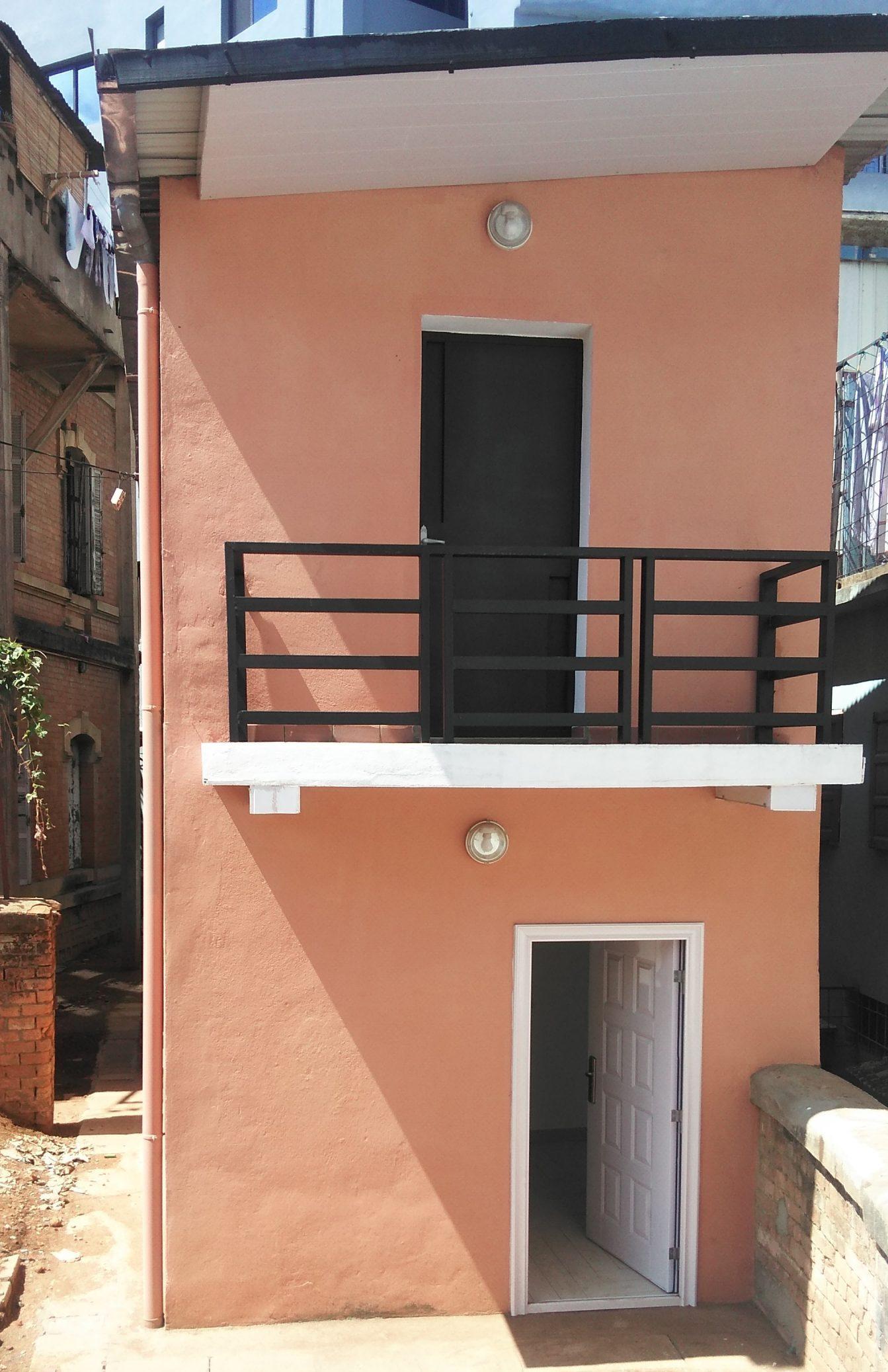 Appartement duplex, 44 m2, Soarano